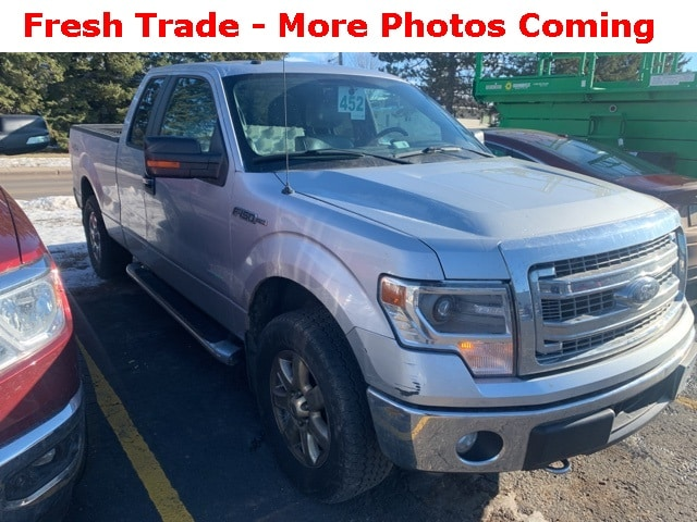 Used 2014 Ford F-150 FX4 with VIN 1FTFX1ET1EKF75301 for sale in Cloquet, Minnesota