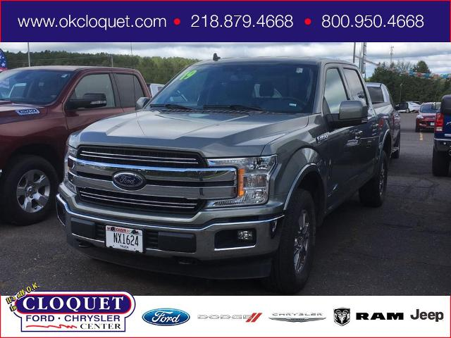 Used 2019 Ford F-150 For Sale at Cloquet Chrysler Center