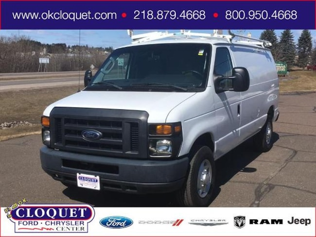 2013 Ford Econoline 350 Super Duty Cargo Van