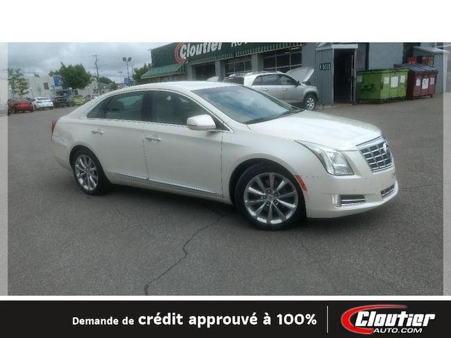 2014 CADILLAC XTS Luxury Berline
