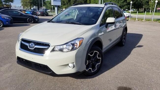 2014 Subaru XV Crosstrek VUS