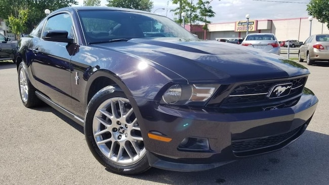 2012 Ford Mustang Coupé