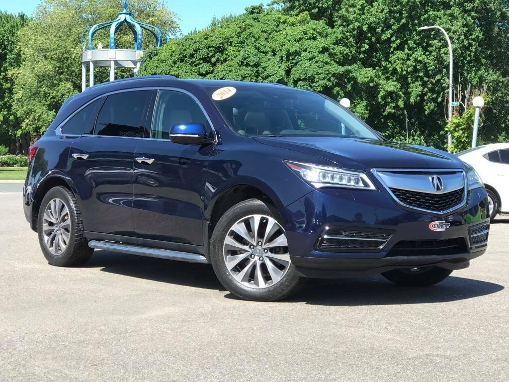 2014 Acura MDX Navigation Package VUS