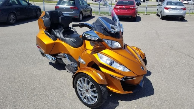 2014 CAN-AM Spyder RT Limited RT Limited