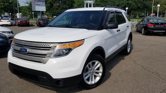2015 Ford Explorer Base VUS