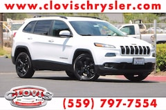 2016 Jeep Cherokee High Altitude SUV