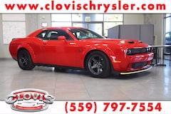 2021 Dodge Challenger SRT SUPER STOCK Coupe