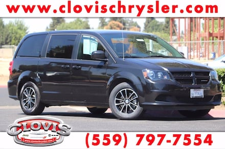2017 Dodge Grand Caravan SE Plus Van