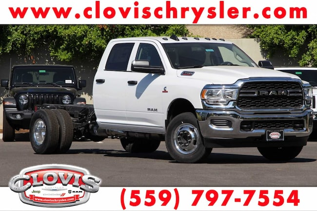 2019 Ram 3500 Chassis TRADESMAN CREW CAB CHASSIS 4X4 172.4 WB Crew Cab