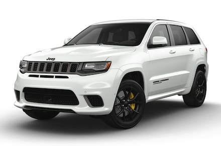 2021 Jeep Grand Cherokee TRACKHAWK 4X4 Sport Utility