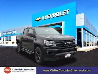 2021 Chevrolet Colorado 4WD LT Truck