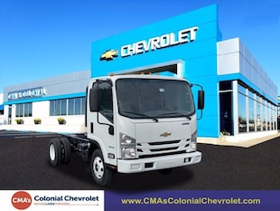 2019 Chevrolet 3500 LCF Gas Work Truck Truck