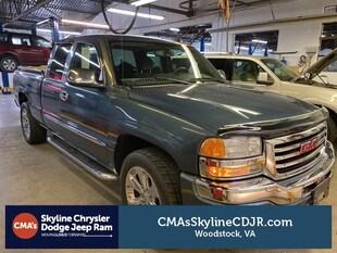 2006 GMC Sierra 1500 SLE1 Truck