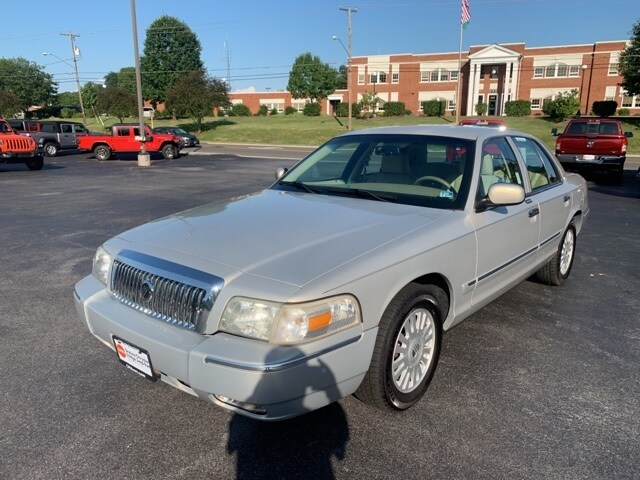 2007 Mercury Grand Marquis LS Sedan