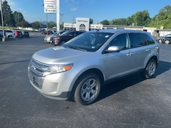Bargain Used 2013 Ford Edge SEL SUV 2FMDK4JC7DBC30565 in Staunton, VA