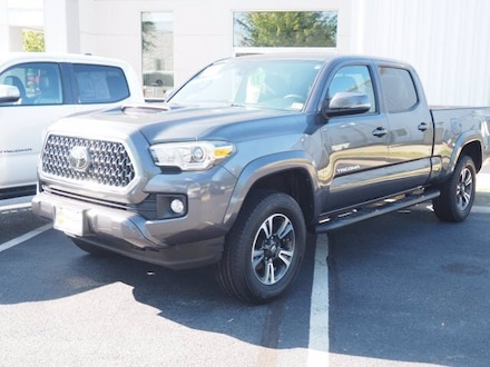 Featured Used 2018 Toyota Tacoma TRD Off Road V6 Truck Double Cab for Sale near Inwood, WV