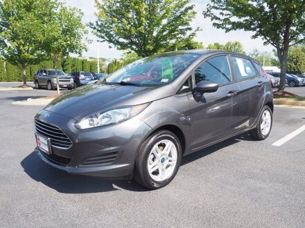Featured Used 2019 Ford Fiesta Hatchback for Sale near Inwood, WV