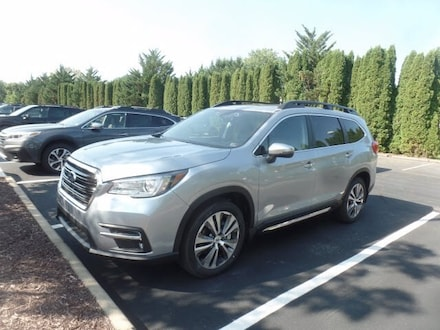 Featured New 2021 Subaru Ascent Touring 7-Passenger SUV for Sale in Winchester, VA