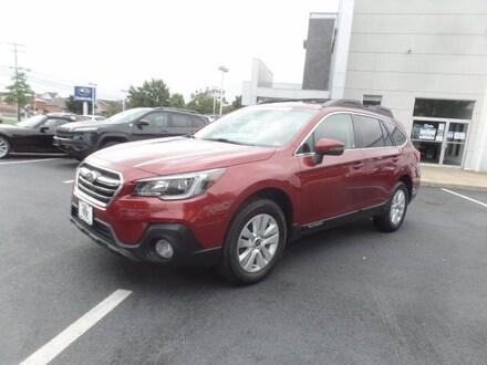 Featured Used 2018 Subaru Outback 2.5i Premium SUV for Sale near Inwood, WV