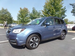 Certified Used 2017 Subaru Forester 2.5i Premium SUV for sale in Winchester VA
