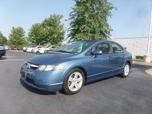 2008 Honda Civic EX Sedan