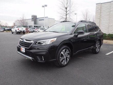 Featured Used 2021 Subaru Outback Limited SUV for Sale near Inwood, WV