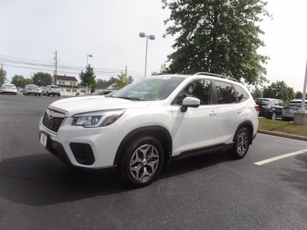 Featured Used 2019 Subaru Forester Premium SUV for Sale near Inwood, WV