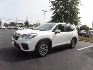 Certified Used 2019 Subaru Forester Premium SUV for sale in Winchester VA