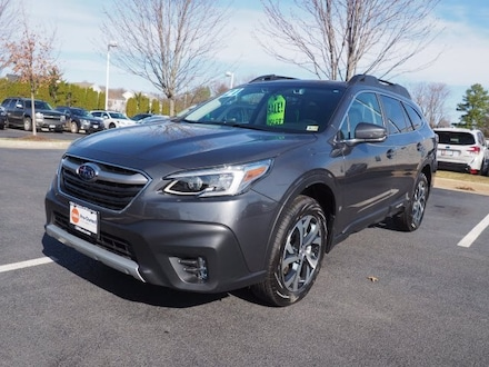Featured Used 2021 Subaru Outback SUV for Sale near Inwood, WV