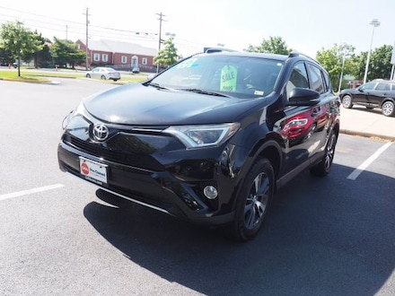 Featured Used 2016 Toyota RAV4 SUV for Sale near Inwood, WV