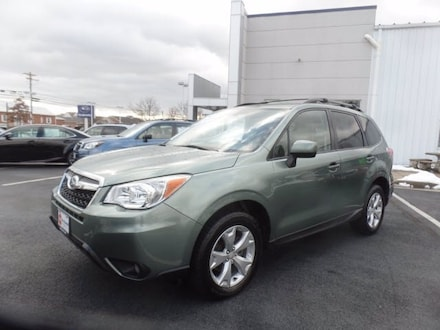 Featured Used 2015 Subaru Forester 2.5i Premium SUV for Sale near Inwood, WV