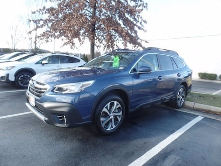 Featured Used 2020 Subaru Outback Limited SUV for Sale near Inwood, WV