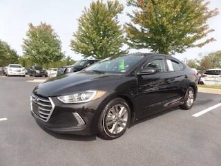 Used 2017 Hyundai Elantra Value Edition Sedan for sale in Winchester VA