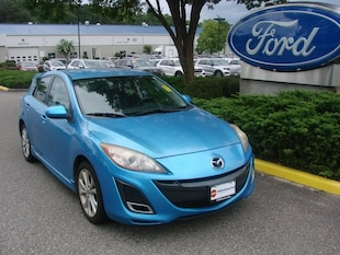 2010 Mazda Mazda3 s Hatchback