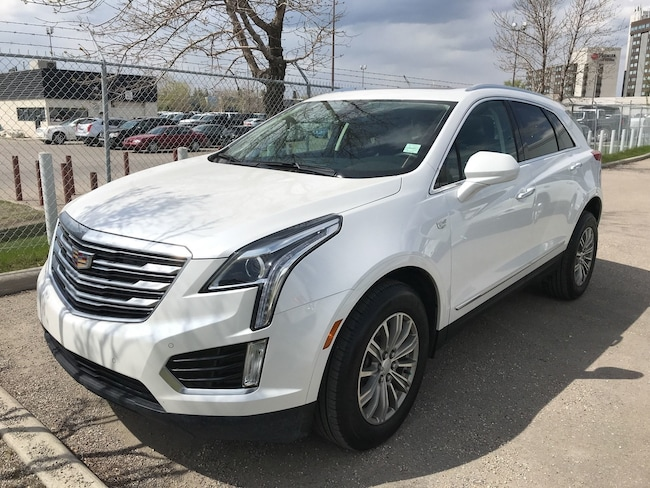 2018 CADILLAC XT5 Luxury | AWD | Leather | HTD Seats | Sunroof | NAV SUV