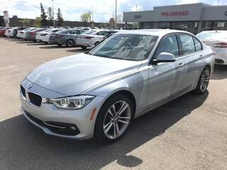 2018 BMW 330i Xdrive | AWD | Leather | HTD Seats | Sunroof Sedan