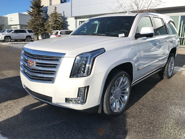 2019 Cadillac Escalade New Suv For Sale Calgary Ab Car Dealership
