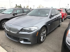 2013 BMW 5 Series 550i xDrive Sedan