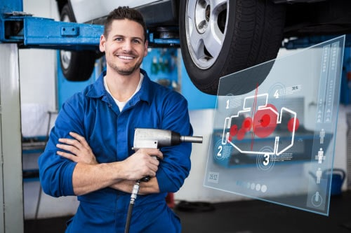 CMP Automotive has qualified vehicle service technicians here to help repair your vehicle.