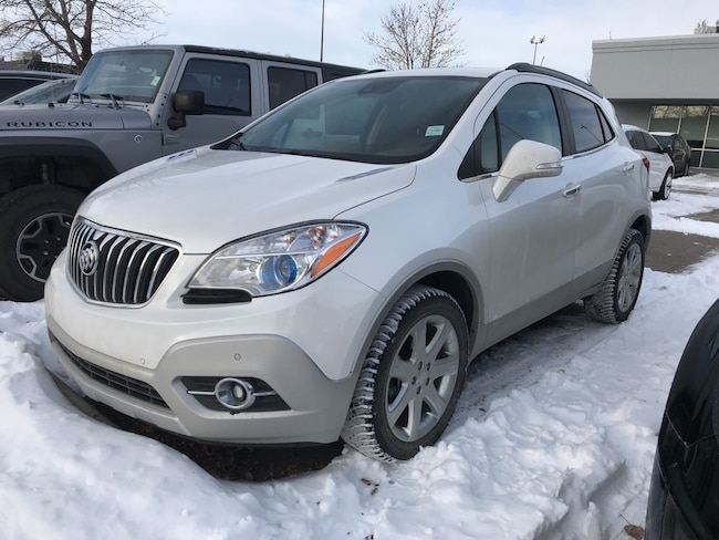 2015 Buick Encore Premium | AWD | Sunroof | REM Start SUV
