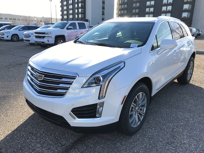 2019 Cadillac Xt5 New Suv For Sale Calgary Ab Car Dealership
