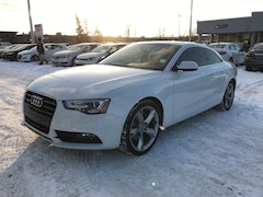 2014 Audi A5 2.0T Premium | Leather | Sunroof Coupe