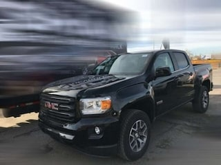 2019 GMC Canyon All Terrain w/Cloth Truck Crew Cab