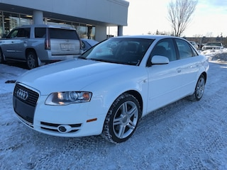 2007 Audi A4 2.0T | Leather | HTD Seats | Sunroof Sedan