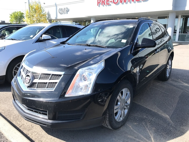 2010 Cadillac SRX AWD-Leather-Sunroof SUV