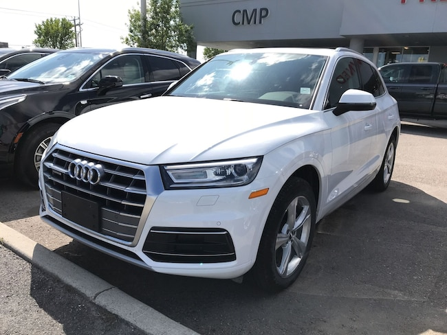 2019 Audi Q5 2.0T | Premium | Sunroof | Leather | HTD Seats SUV