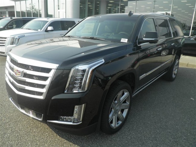 2019 Cadillac Escalade Esv New Suv For Sale Calgary Ab Car