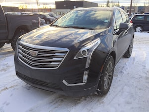 2018 CADILLAC XT5 Luxury AWD/ Pano Roof* Fell Alive IN THE XT5!*