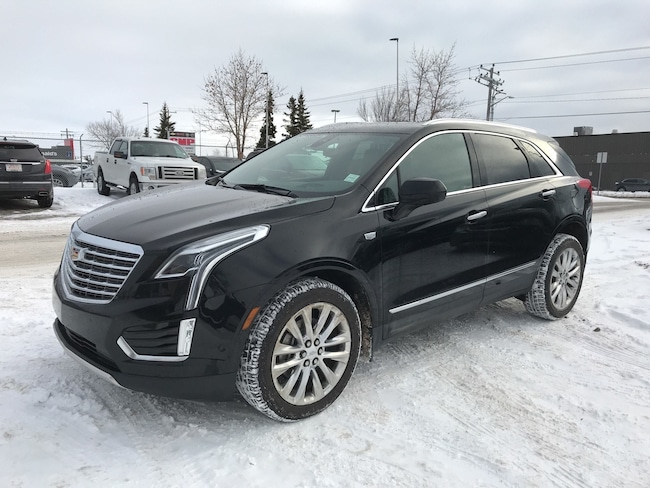 2017 Cadillac Xt5 Platinum V6 Htd Cool Seats Sunroof