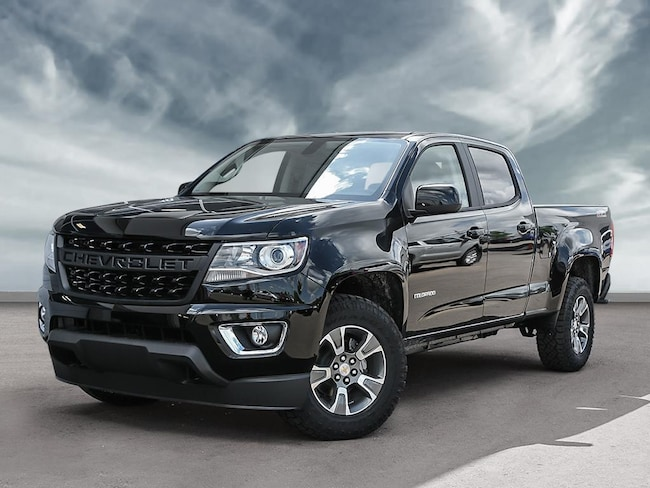 2020 Chevrolet Colorado Z71 Crew Cab